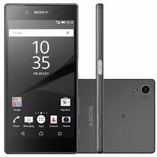 Celular Sony Xperia Z5 E6683 Oc64Bit|32Gb|23Mp|5,2|4G| Preto Desbloq