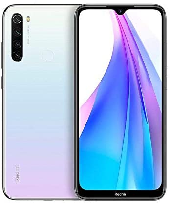 Celular Xiaomi Redmi Note 8 Snap.D. 665 Oc| 64Gb| 4Gb| 6.3| 48Mp| Moonlight White