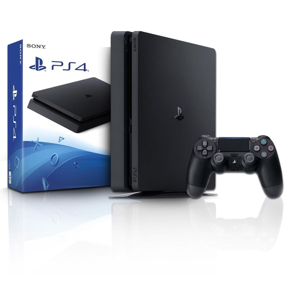 Console Sony Ps4 Slim Hd 1Tb