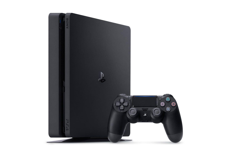 Console Sony Ps4 Slim Hd 1Tb C|  Jogos - Daysgone| Detroit| Rainbowsix