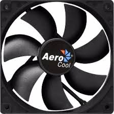 Cooler Aerocool 12Cmx12Cm Dark Force Preto