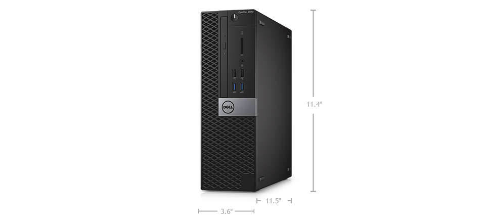Cpu Dell Optiplex 3040 I3-6100T 3.7Ghz/4Gb/500Gb/W10Home