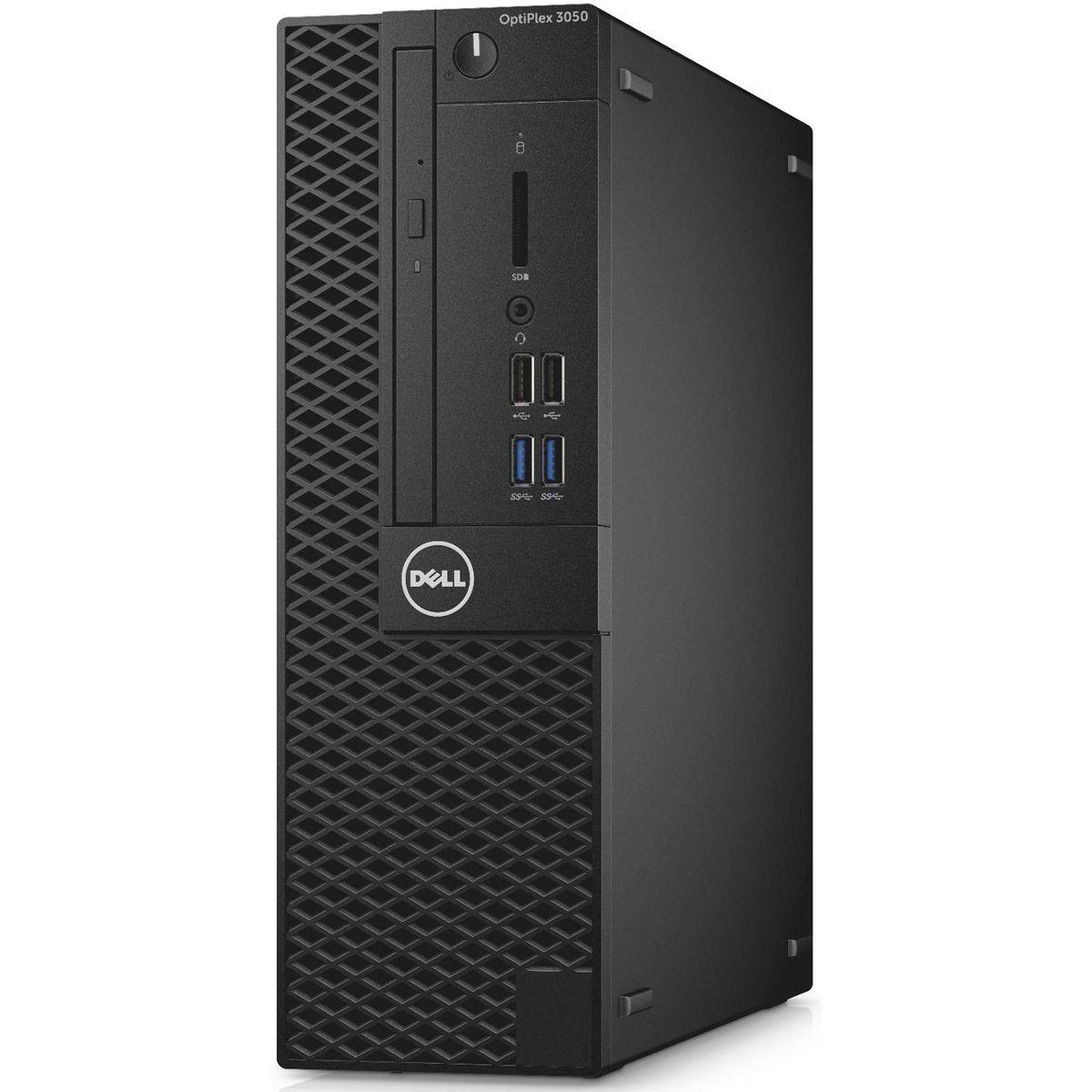 Cpu Dell Optiplex 3050 I5-7500 3.4Ghz| 8Gb| Ssd240Gb| Dvd| W10Pro Ol