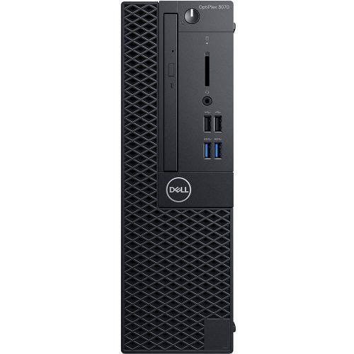 Cpu Dell Optiplex 3070 I3-8100| 4Gb| 500Gb| Dvdrw| W10Pro