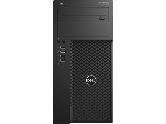Cpu Dell Precision T3620 Xeon E3-1225 V5/16Gb/500Gb/Dvd/Quadro K620/Win10Pro
