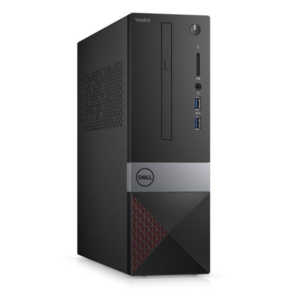Cpu Dell Vostro 3470 I3 8100/4Gb/1Tb/Dvd/Linux Ol