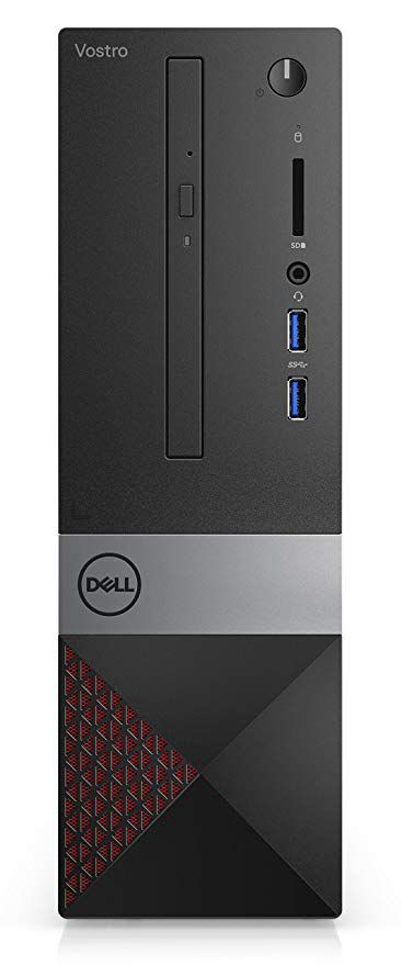 Cpu Dell Vostro 3470 I3 8100| 4Gb| 1Tb| Dvd| Win10Home