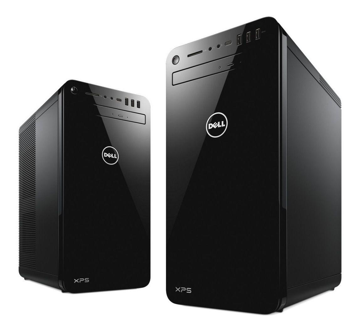 Cpu Dell Xps 8930 I7-8700| 16Gb| Ssd256Gb| 2Tb| Dvd| Gtx1060(Gb)| Win10Home