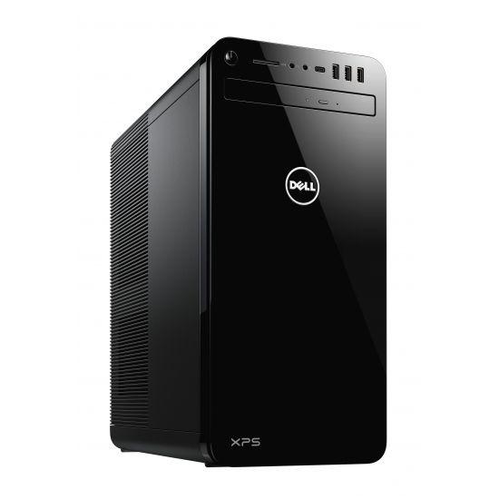 Cpu Dell Xps 8930 I7-9700| 16Gb| Ssd256Gb| 2Tb| Dvd| Rtx2060| Win10Home