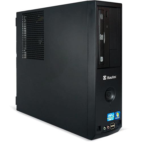 Cpu Itautec Core I5-3470 |4Gb Ram|Hd500Gb |Dvd/Rw|Hdmi |Dvi |Serial |Win7Pro |Outlet