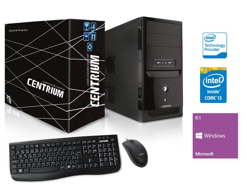 CPU KIT FASTTOP I3-4160 3.6GHZ/4GB/500GB/W10PRO