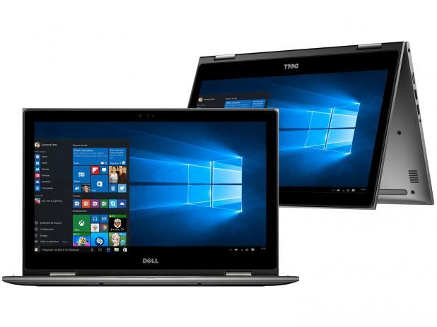 Dell Inspiron 5378 2-1 Core I5-7200U 3.1Ghz |1Tb |8Gb |Tela 13 Touch |Win10Home