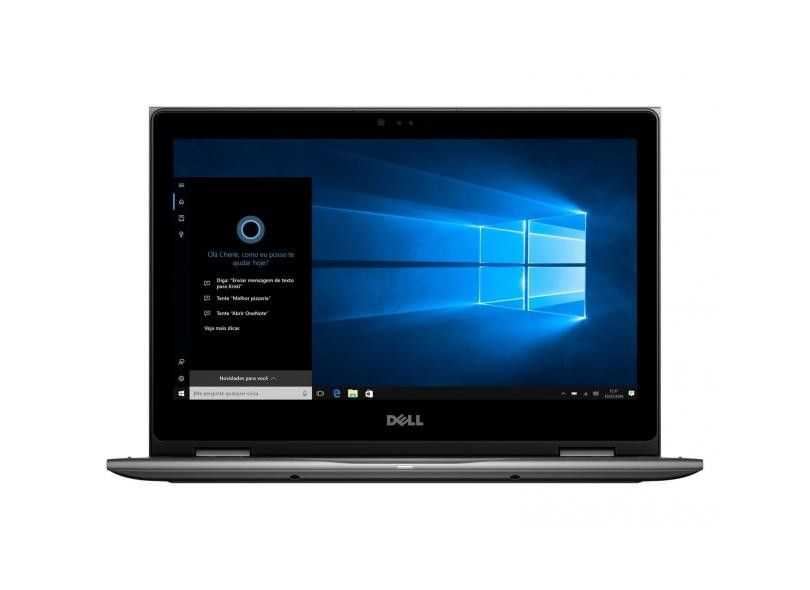Dell Inspiron 5378 2-1 Core I5-7200U 3.1Ghz |1Tb |8Gb |Tela 13 Touch |Win10Home