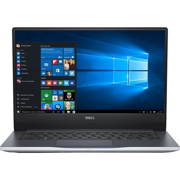 Notebook Dell Inspiron 7560 I7 7500U |1Tb+Ssd128Gb |16Gb Ram |Gf940M(4Gb) |15 |Windows 10 Home
