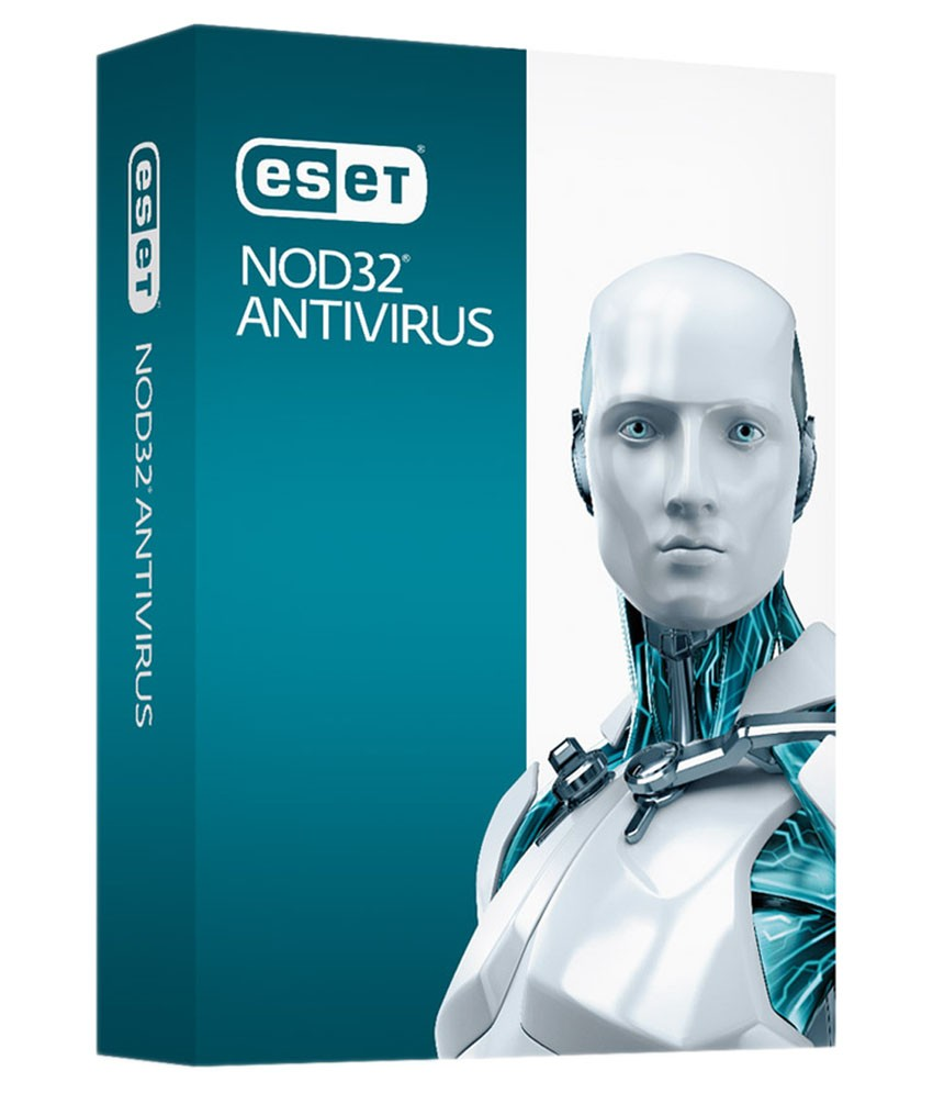 Eset Nod32 Antivirus Home Edition 3 Usuarios Box
