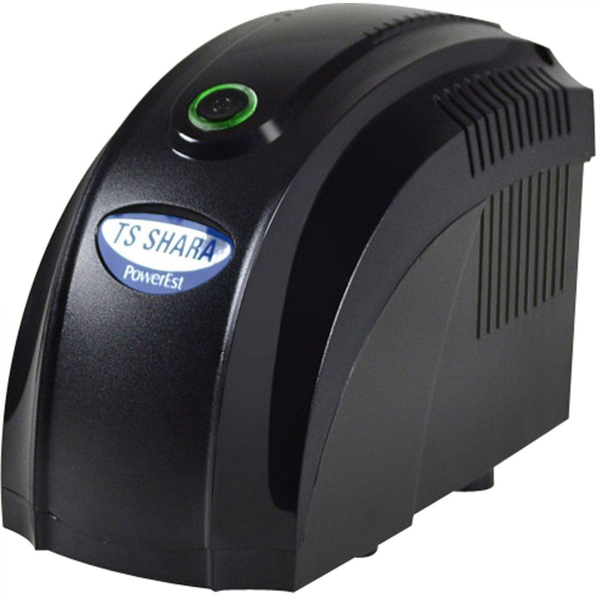 Estabilizador Bivolt Ts Shara 1000Va Preto