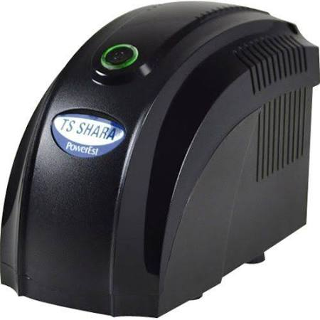 Estabilizador Ts Shara Powerest 1000Va Preto Bivolt