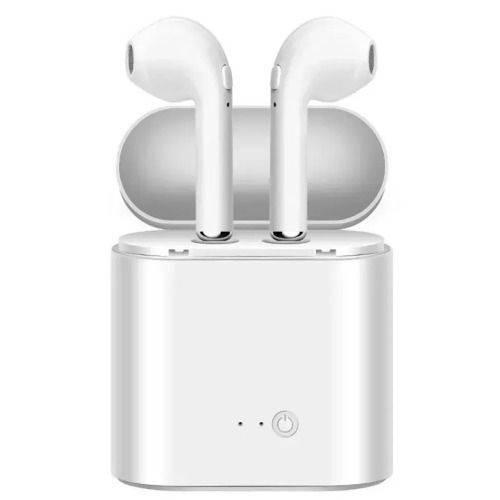 Fone De Ouvido I7S Tws Para Ios E Android Sem Fio Bluetooth