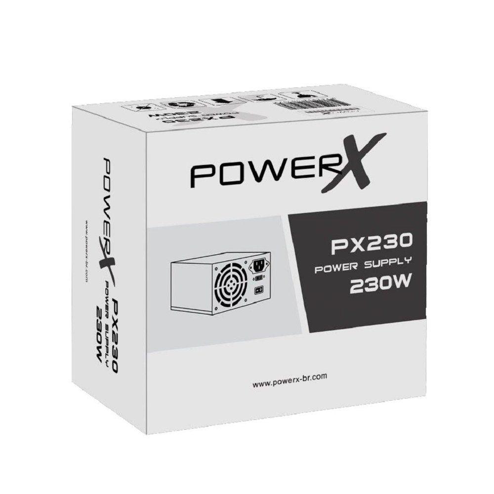 Fonte Atx 230W Powerx Px230 C|  Cabo