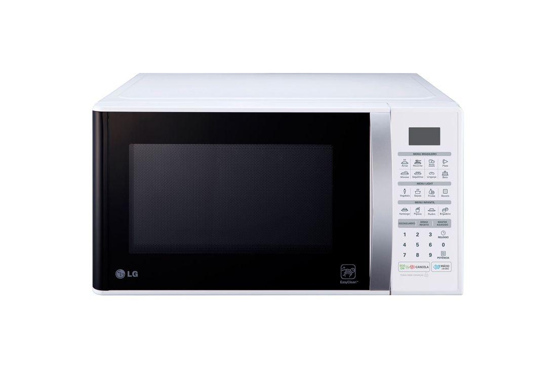 Forno Microondas 30L Lg Ms3052R Branco 110Va