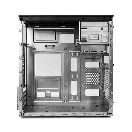Gabinete Atx 1 Baia C3Tech Mt-23Bk 200W Preto