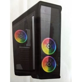Gabinete Gamer Gamemax G503X C|  3 Cooler Leds 12Cm