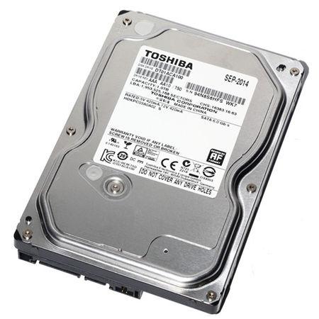 Hd 1Tb Sata 3 Toshiba 7200Rpm