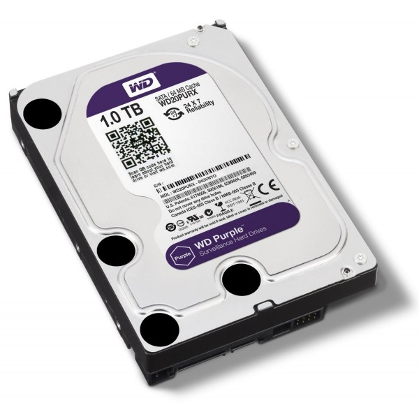 Hd 1Tb Sata 3 Western Digital Purple