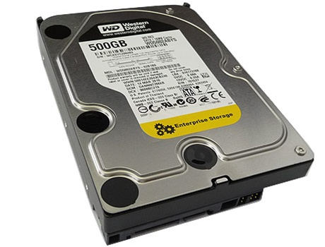 Hd 500Gb Sata 3 Western Digital 7200Rpm - Re3 Wd5002Abys