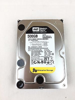 Hd 500Gb Sata 3 Western Digital 7200Rpm - Re3 Wd5002Abys