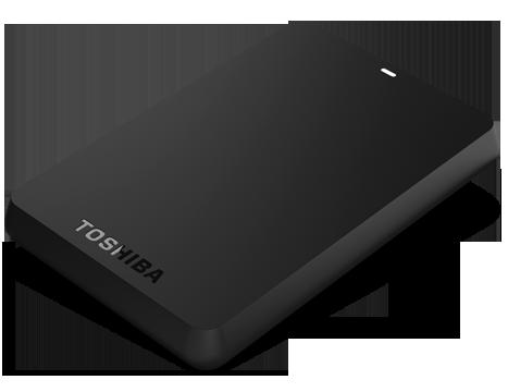 Hd Externo 1Tb Usb 3.0 Canvio Toshiba