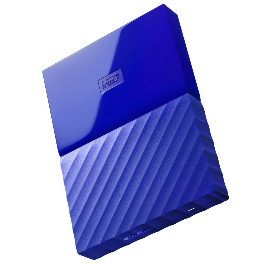 Hd Externo 1Tb Usb 3.0 Western Digital Azul