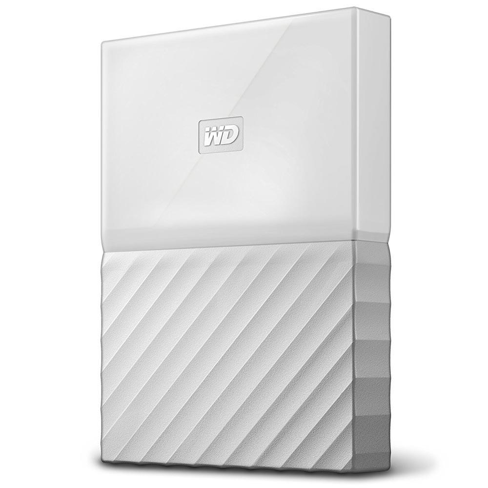 Hd Externo 1Tb Usb 3.0 Western Digital Branco