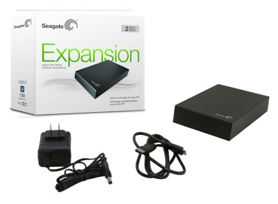 Hd Externo 2Tb Usb 3.0 Expansion Seagate
