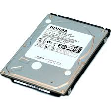 Hd Notebook 1Tb Sata Toshiba 5400Rpm