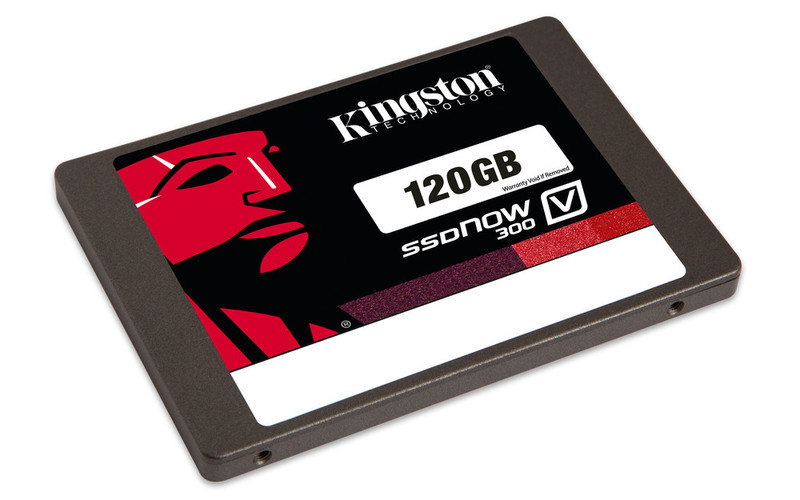 Hd Ssd 120Gb Kingston - Suv400S37/120G