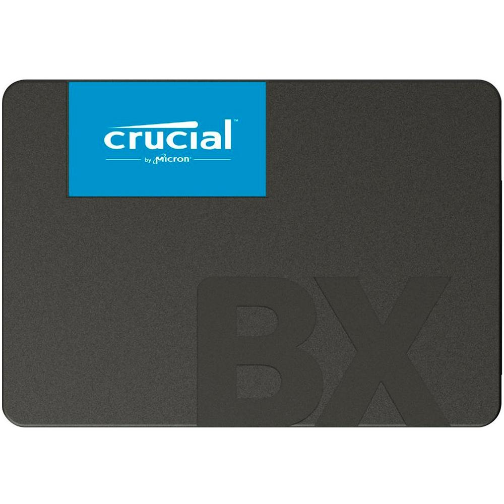 Hd Ssd 480Gb Crucial Bx500 Ct480Bx500Ssd1