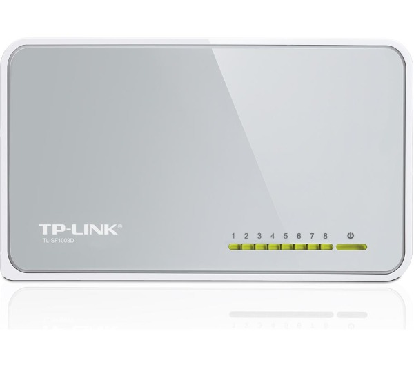 Switch Hub 8 Portas 10/100 Tp-Link Tl-Sf1008D
