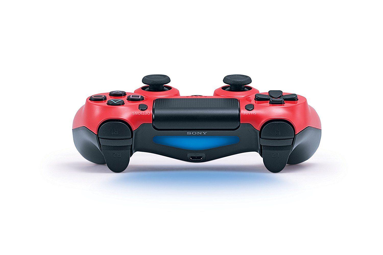 Joystick Pad Sony Ps4 Analogic Red