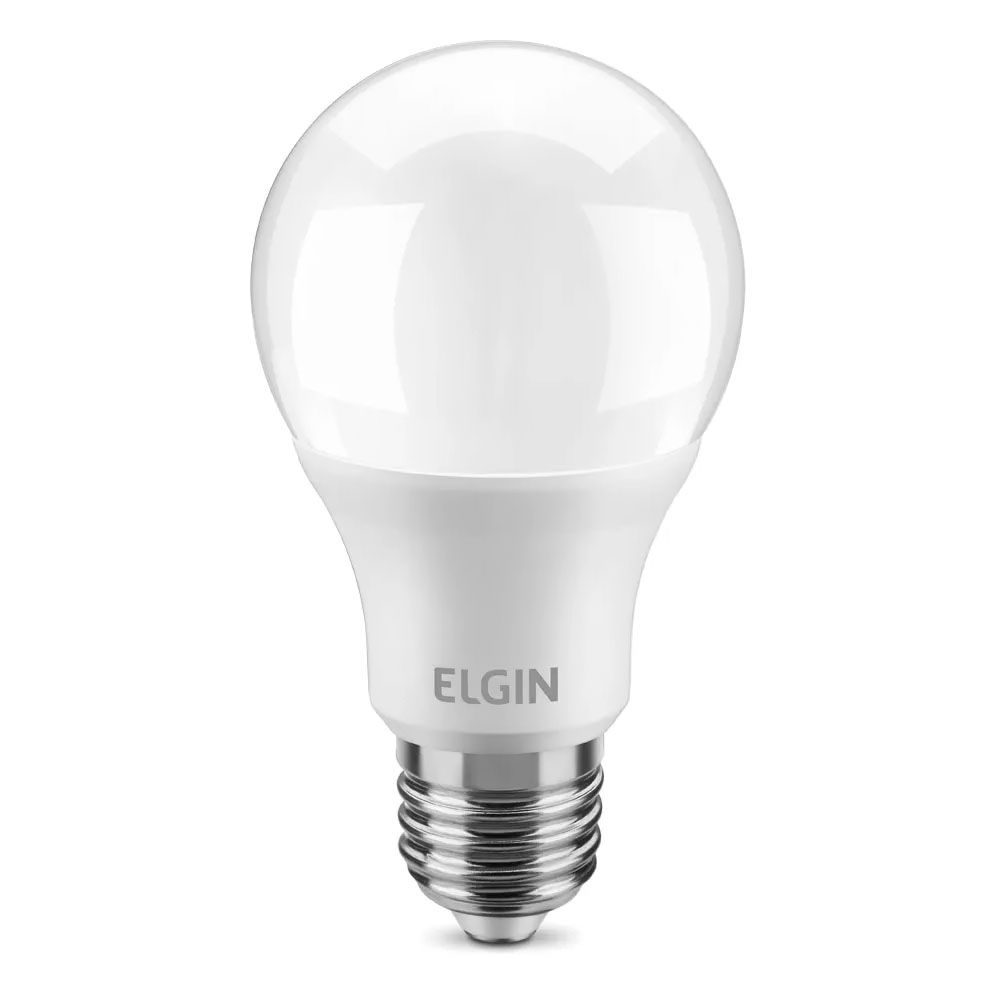 Lampada Elgin Bulbo Led A60 9W Biv 6500K
