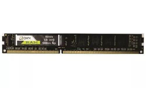 Memoria 4Gb Ddr3 1333 Oxy