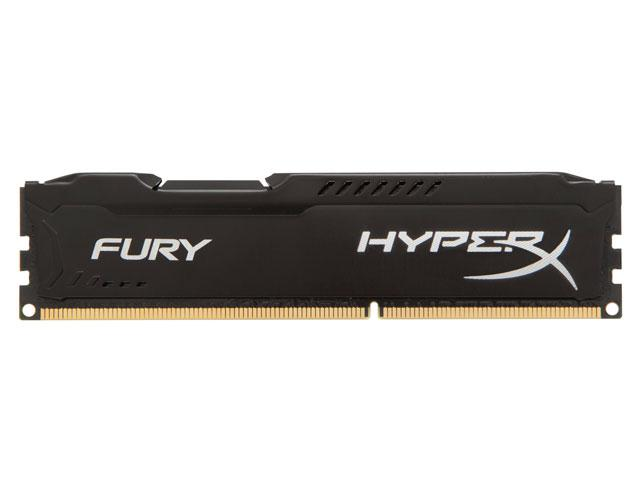 Memoria 8Gb Ddr3 1866 Cl10 Hyperx Fury Kingston