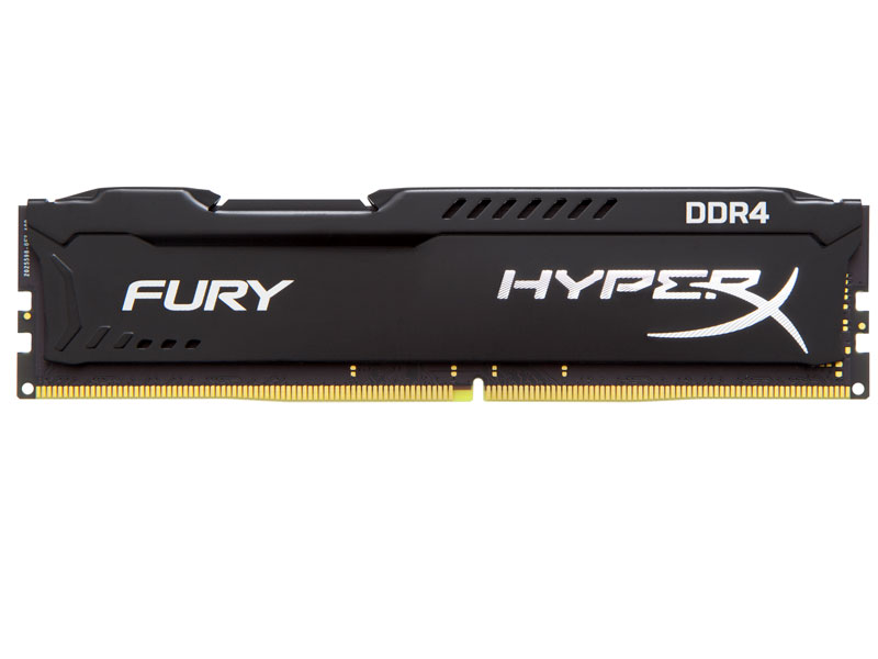 Memoria Desktop Gamer Ddr4 Hx421C14Fb2/8 Fury 8Gb 2133Mhz
