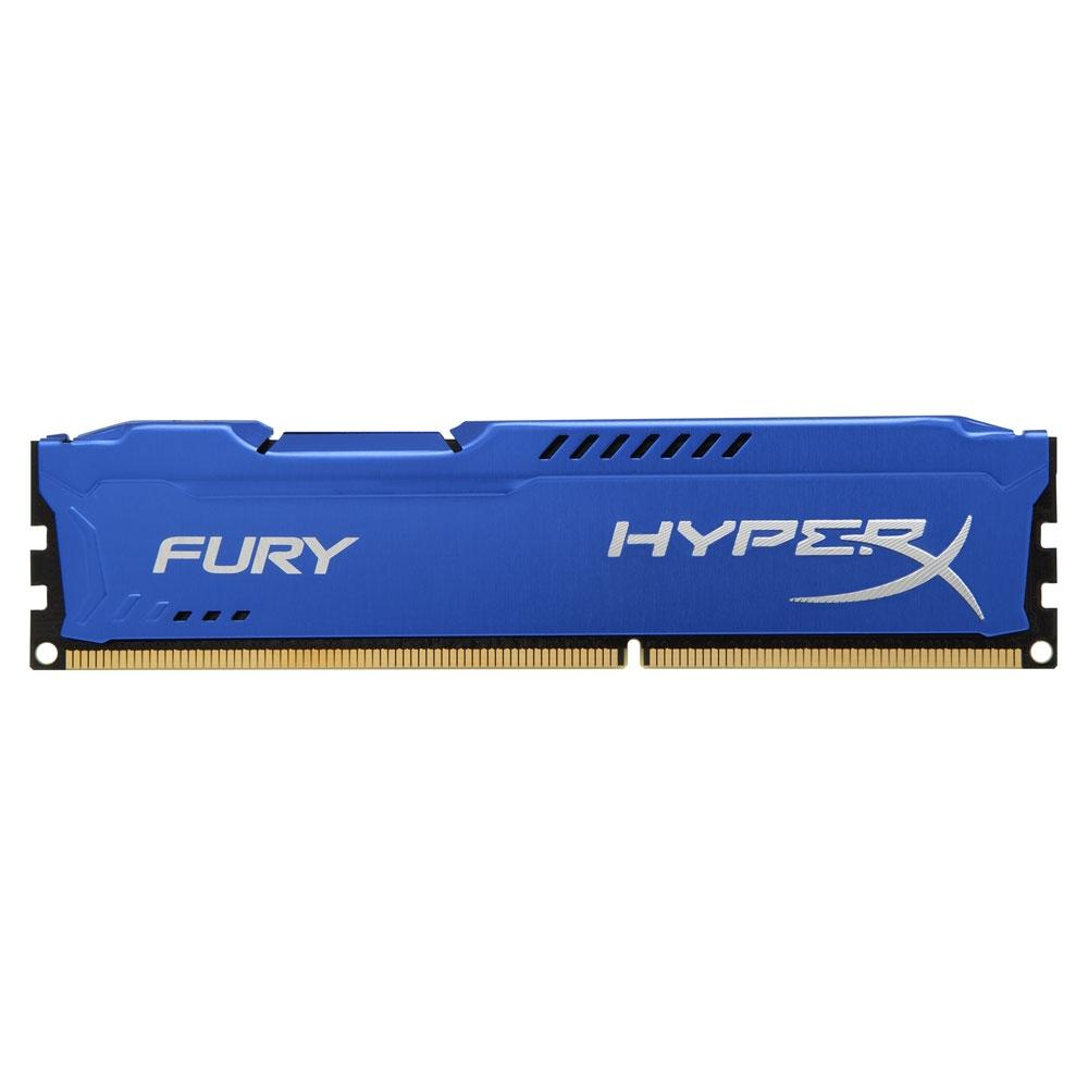 Memoria 4Gb Ddr3 1600Mhz Kingston Hyperx Blu - Khx1600C9D3B1| 4G
