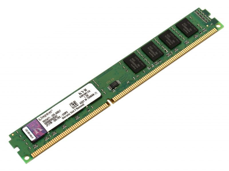 Memoria Notebook 4Gb Ddr3 1600 Kingston