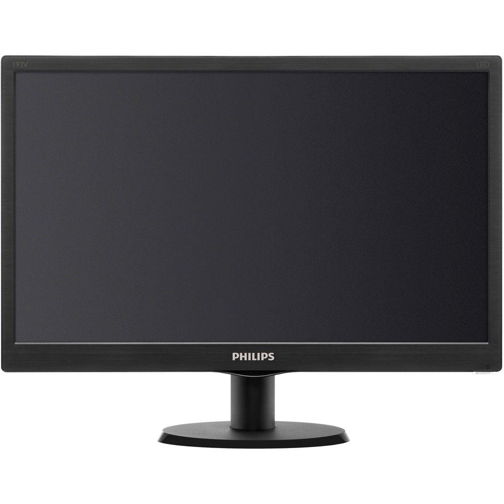 Monitor Led 18.5 Philips 193V5Lsb2