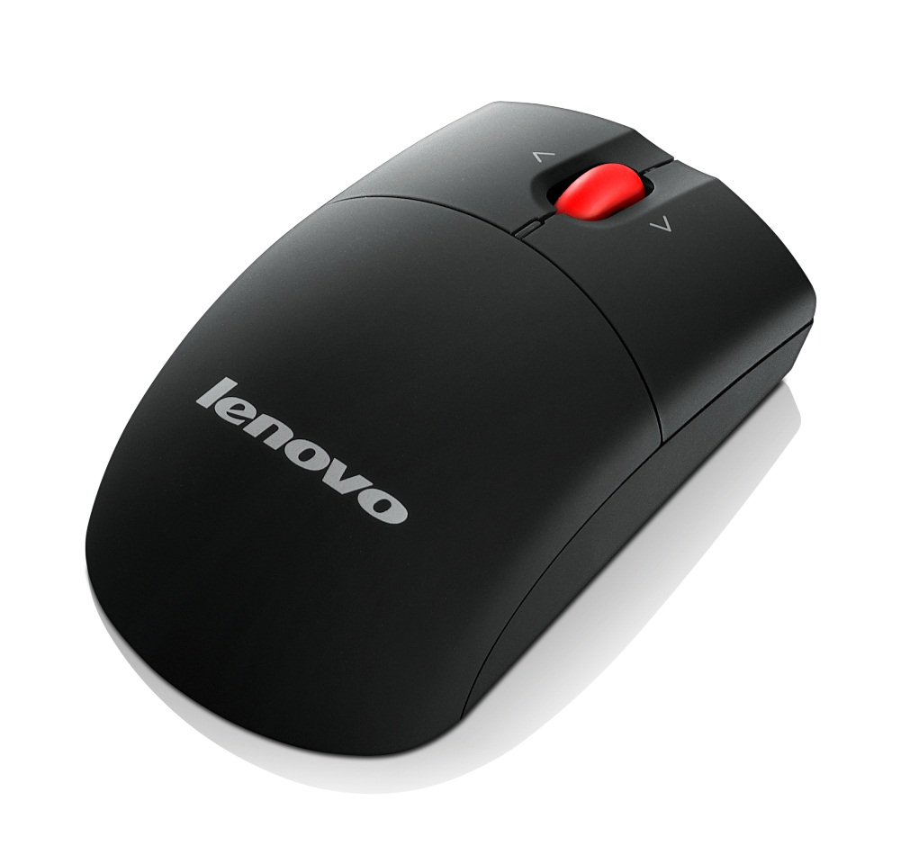 Mouse Mini Wireless Lenovo - Morffhl