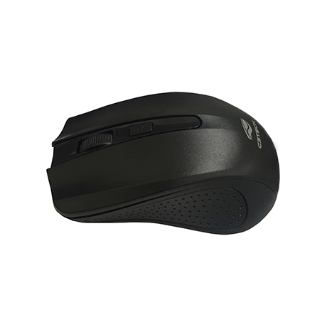 Mouse Optico Wireless C3 Tech Preto M-W20Bk