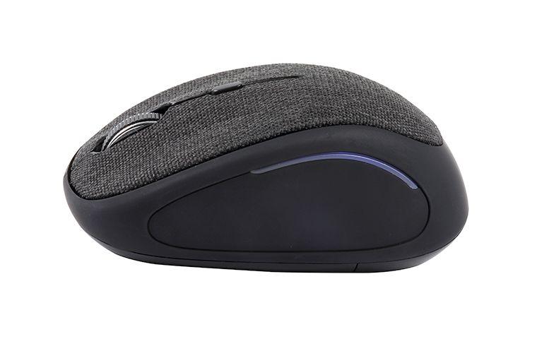 Mouse Sem Fio Oex Ms601 Tiny Preto