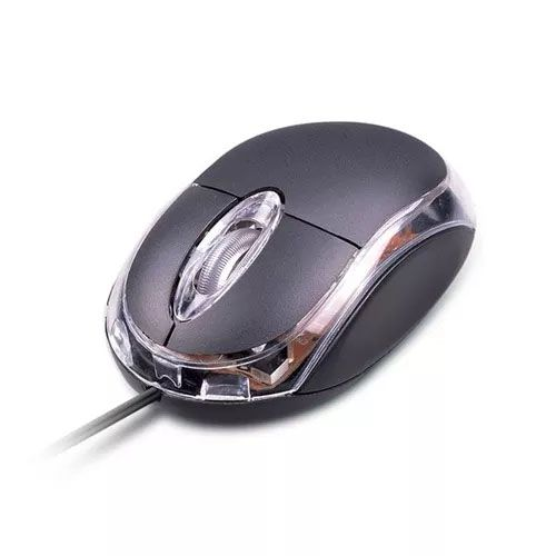 Mouse Usb Infowise 800Dpi Preto